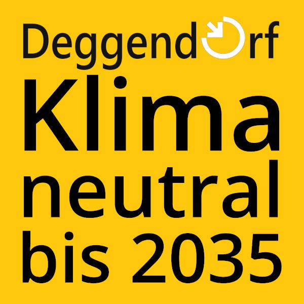 Deggendorf wird klimaneutral bis 2035!